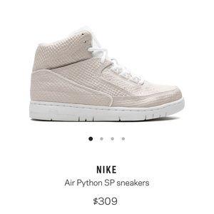 NWOT Nike Air Python SP Kicks